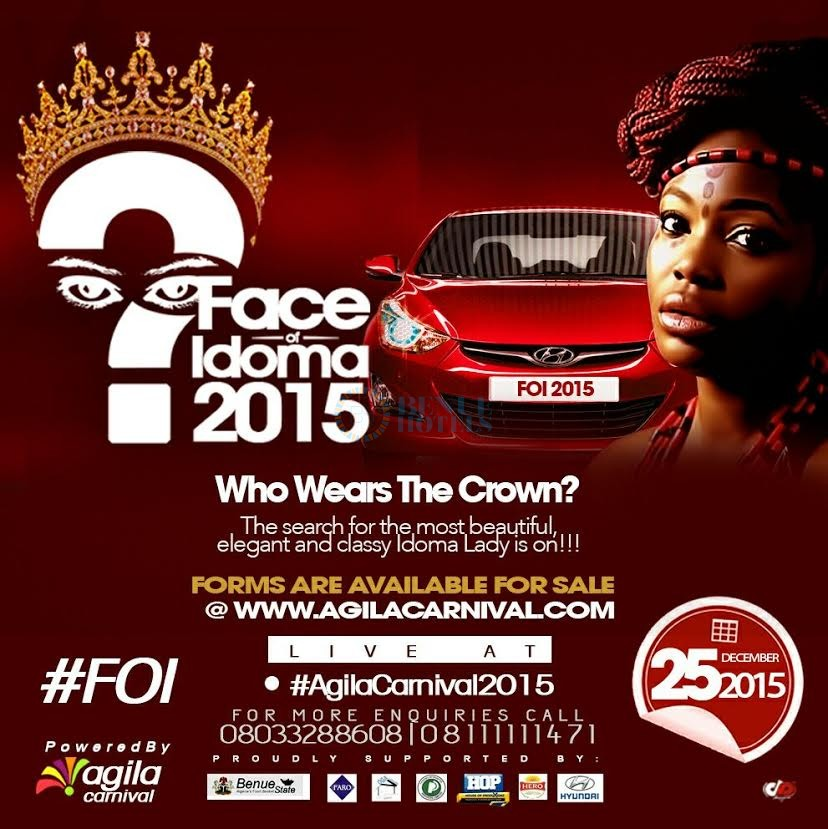agila carnival 2015 face of idoma