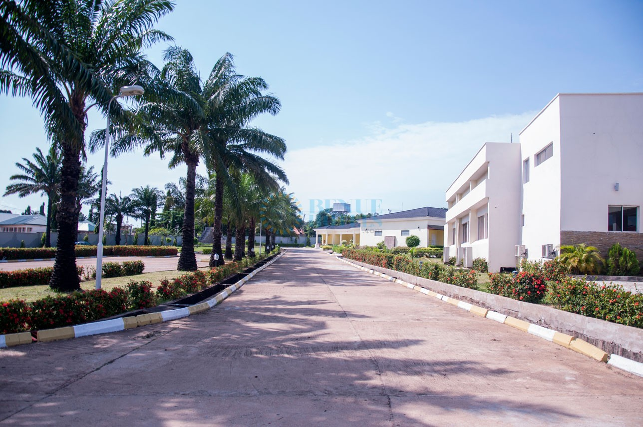 benue hotel compound