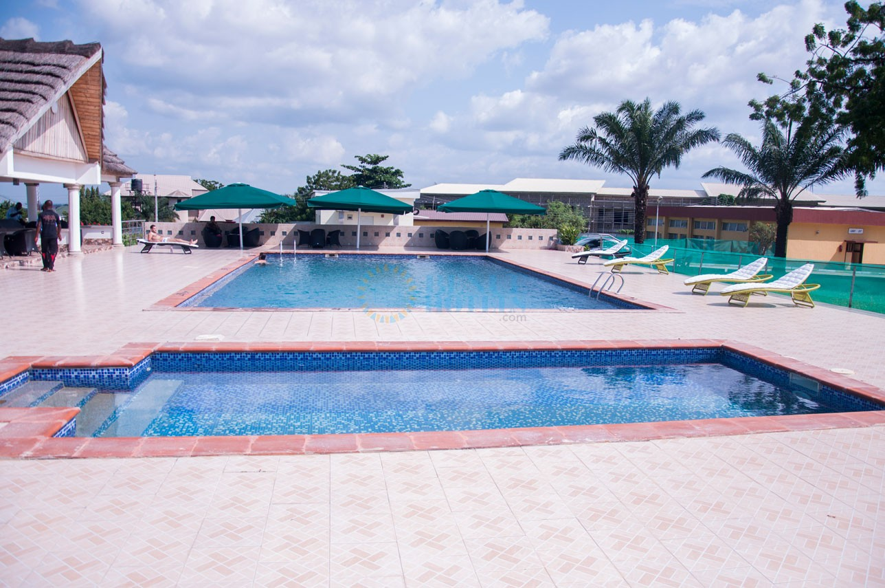benue hotel swimming pool