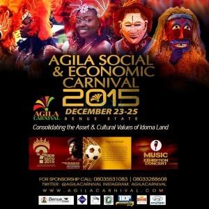 idoma Agila carnival 2015 otukpo benue state