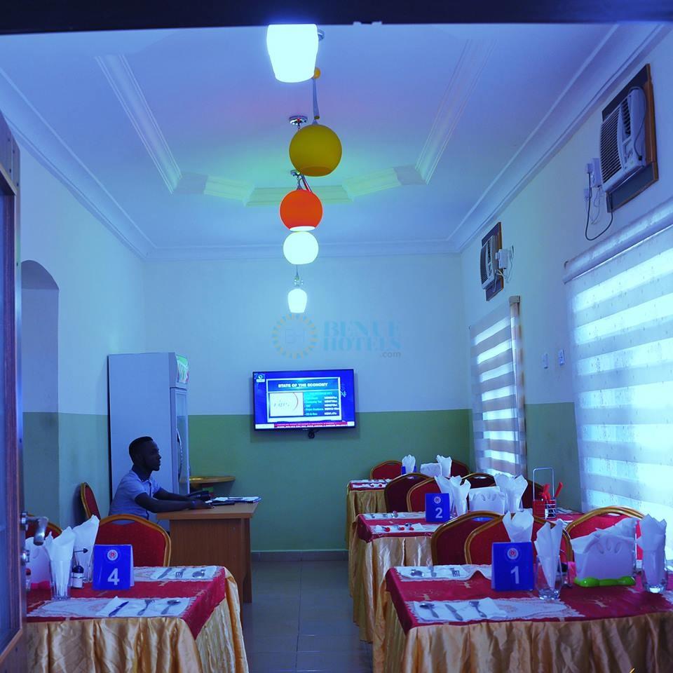 lois hotels makurdi restaurant