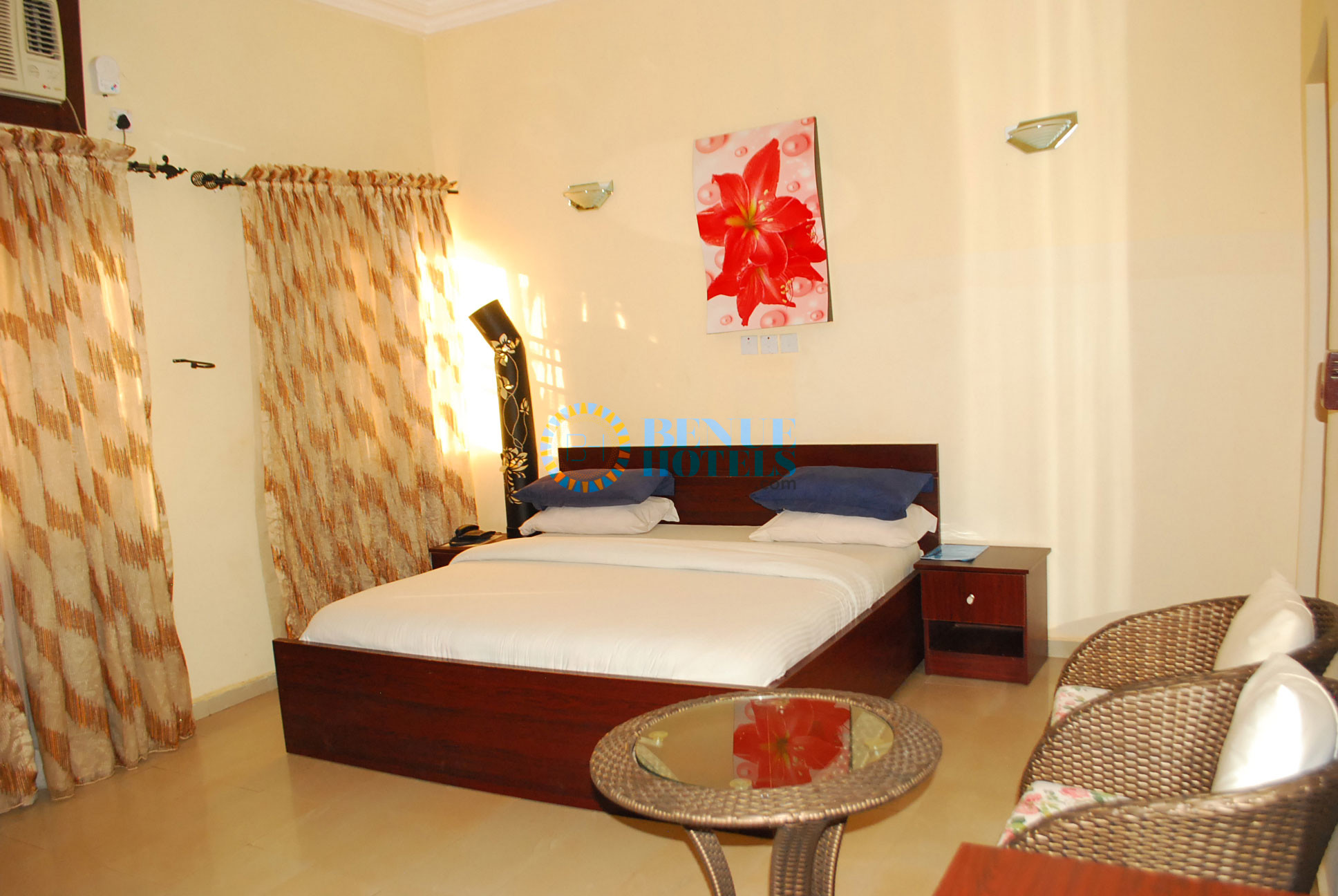 golden suites apa gate hotel, otukpo, benue state