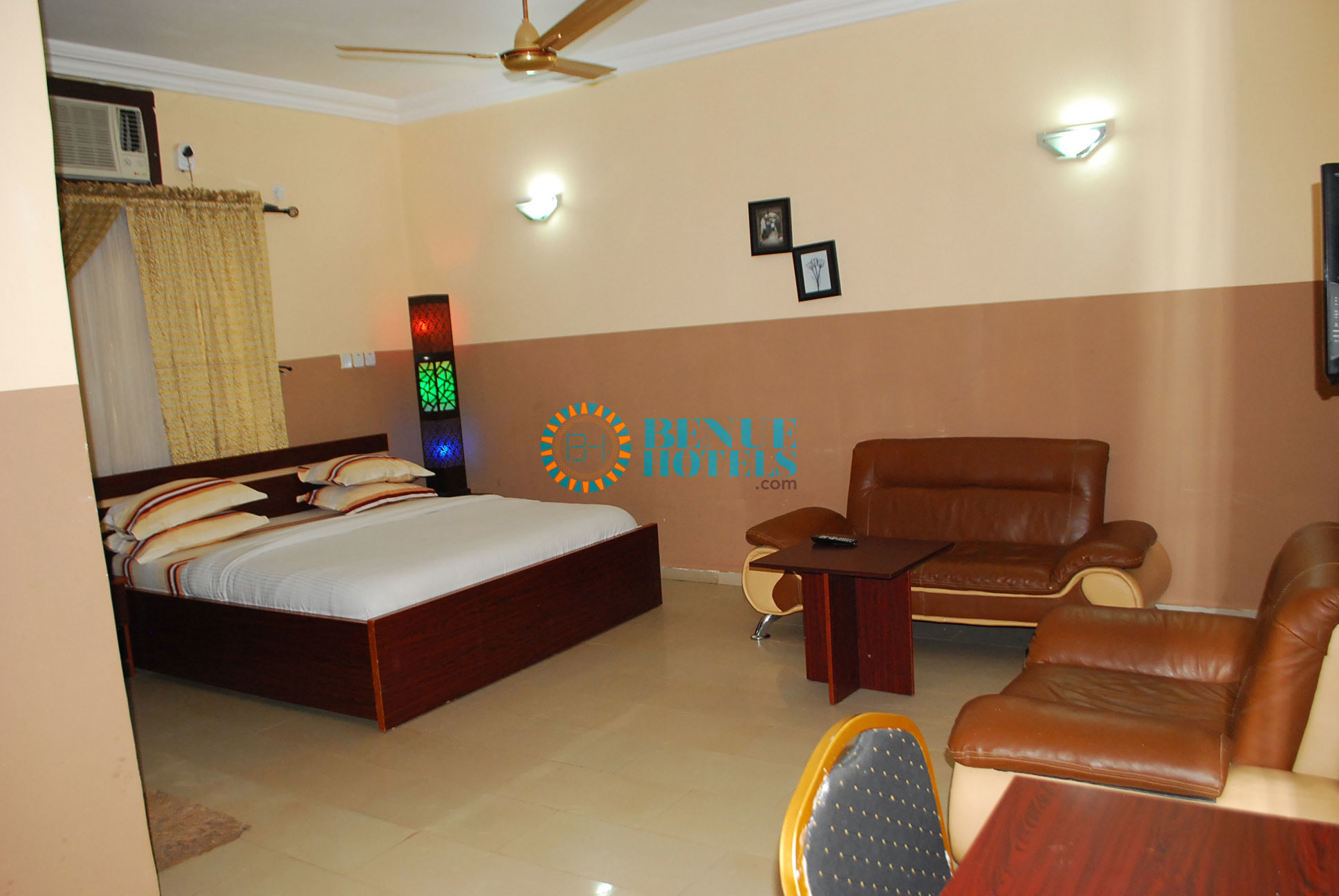 king suites at apa gate hotel, oturkpo, benue state