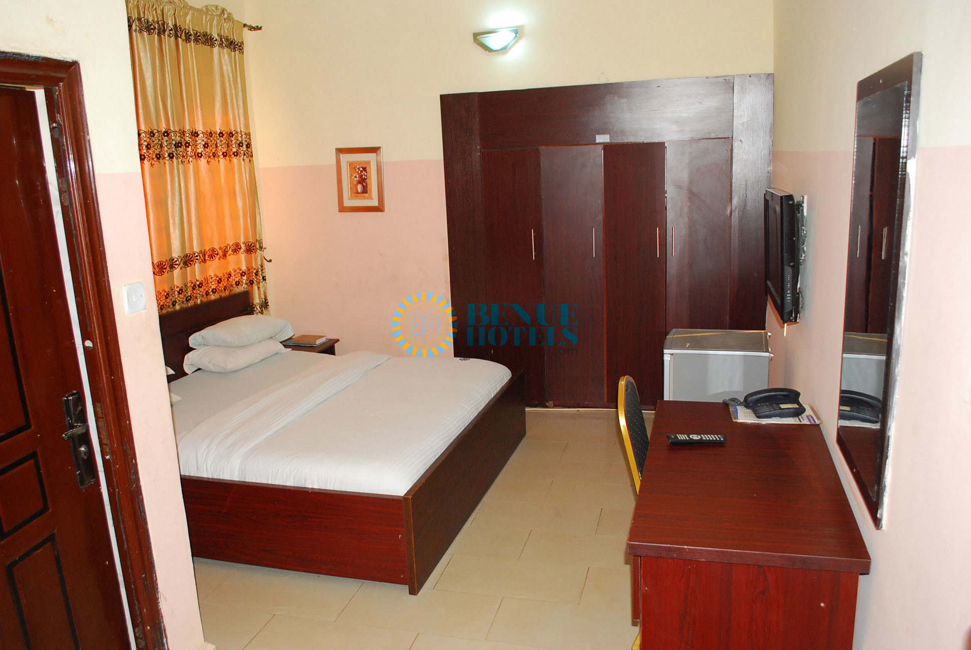 Diamond suites at apa agte hotel, otukpo, benue state
