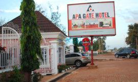 apa gate hotel otukpo gate